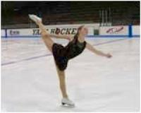 image of a female figure skater